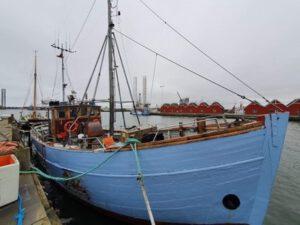 Hochseeangeln Hirtshals Gelbes Riff mit MS EMILIA Dänemark