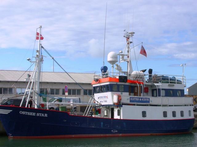 Ostsee Star Hirtshals Dänemark